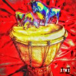 Bull Bear Drum